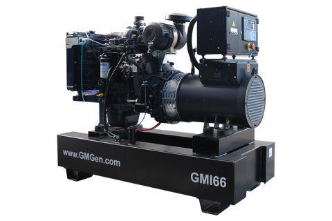 Дизельный генератор GMGen GMI66