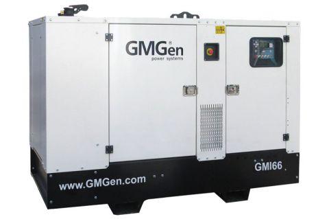 Дизельный генератор GMGen GMI66 в кожухе с АВР