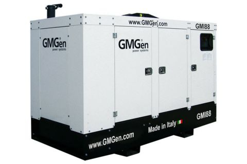 Дизельный генератор GMGen GMI88 в кожухе