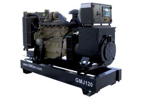 Дизельный генератор GMGen GMJ120 с АВР