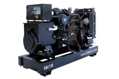 Дизельный генератор GMGen GMJ130 с АВР