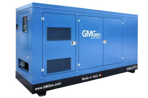 Дизельный генератор GMGen GMJ275 в кожухе с АВР