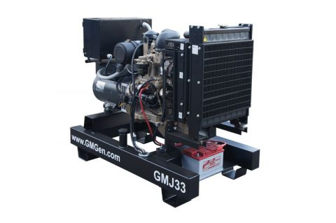 Дизельный генератор GMGen GMJ33