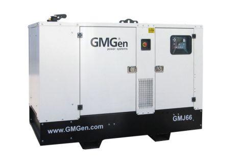 Дизельный генератор GMGen GMJ66 в кожухе с АВР