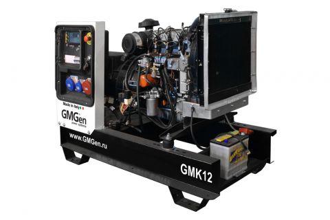 Дизельный генератор GMGen GMK12 с АВР