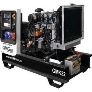 Дизельный генератор GMGen GMK22