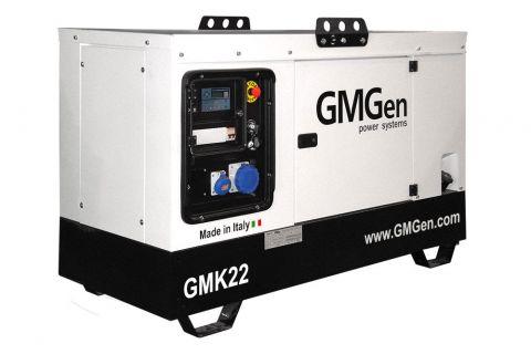 Дизельный генератор GMGen GMK22 в кожухе с АВР