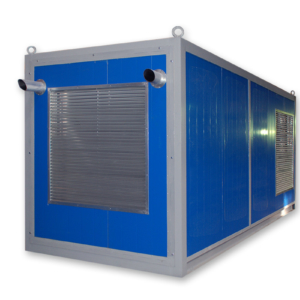 Дизельный генератор GMGen GMM2500 в контейнере с АВР