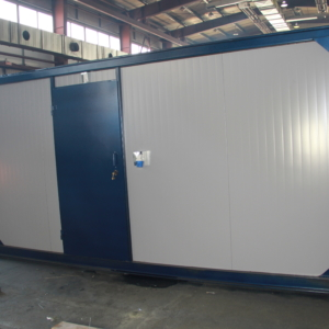 Дизельный генератор GMGen GMA770 в контейнере с АВР