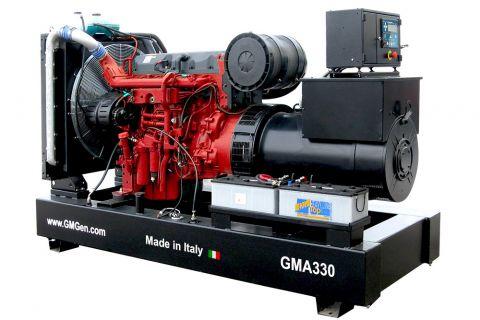 Дизельный генератор GMGen GMA330