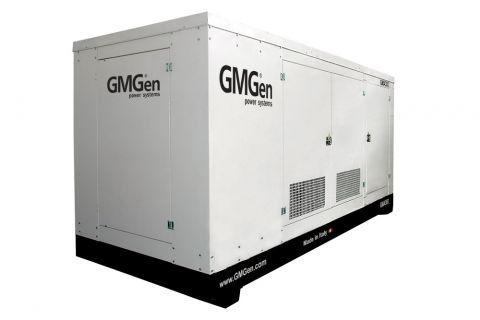 Дизельный генератор GMGen GMA360 в кожухе с АВР