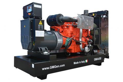 Дизельный генератор GMGen GMA450