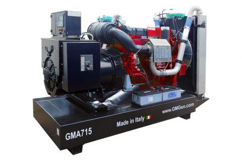 Дизельный генератор GMGen GMA715 с АВР