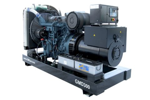 Дизельный генератор GMGen GMD300 с АВР