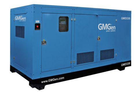 Дизельный генератор GMGen GMD330 в кожухе с АВР