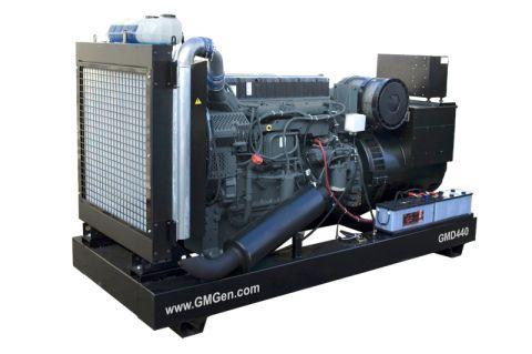 Дизельный генератор GMGen GMD440 с АВР