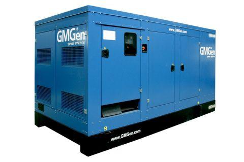 Дизельный генератор GMGen GMD440 в кожухе с АВР