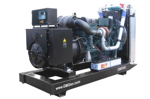 Дизельный генератор GMGen GMD550