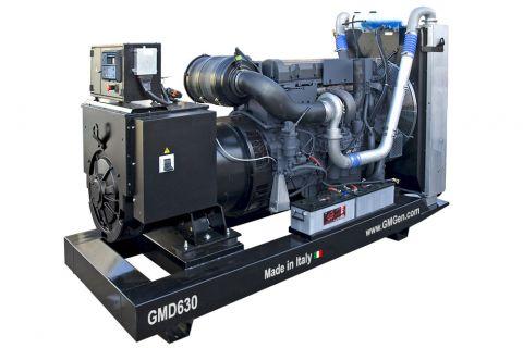 Дизельный генератор GMGen GMD630 с АВР