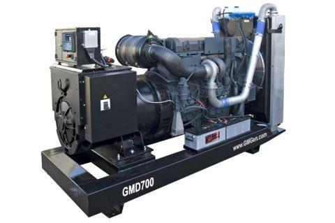 Дизельный генератор GMGen GMD700 с АВР