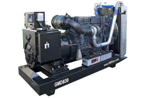 Дизельный генератор GMGen GMD830 с АВР