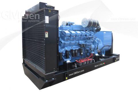 Дизельный генератор GMGen GMM1250