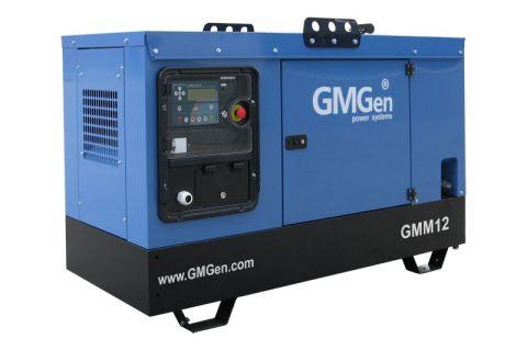 Дизельный генератор GMGen GMM12 в кожухе