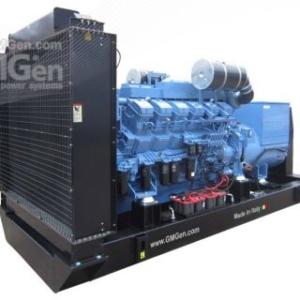 Дизельный генератор GMGen GMM1650 с АВР