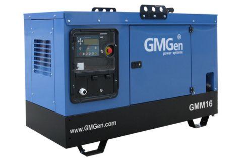 Дизельный генератор GMGen GMM16 в кожухе с АВР