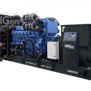 Дизельный генератор GMGen GMM2100 с АВР