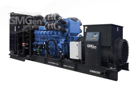 Дизельный генератор GMGen GMT2200