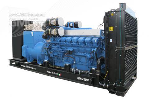 Дизельный генератор GMGen GMM2500 с АВР