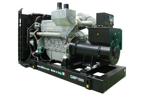 Дизельный генератор GMGen GMP1000