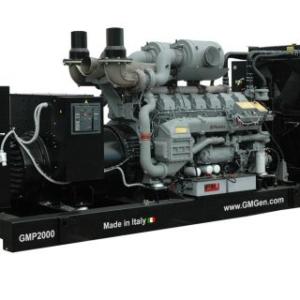 Дизельный генератор GMGen GMP2000 с АВР