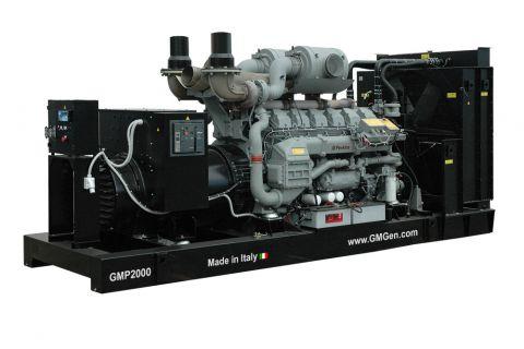 Дизельный генератор GMGen GMP2000