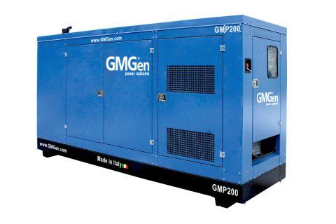 Дизельный генератор GMGen GMP200 в кожухе
