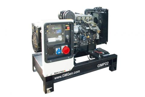 Дизельный генератор GMGen GMP22