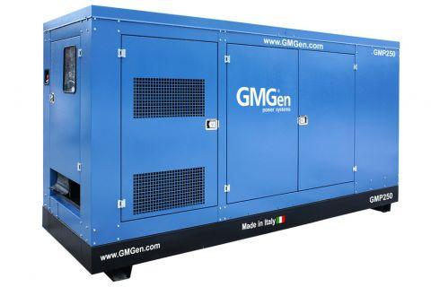 Дизельный генератор GMGen GMP250 в кожухе с АВР