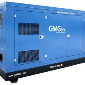 Дизельный генератор GMGen GMP250 в кожухе