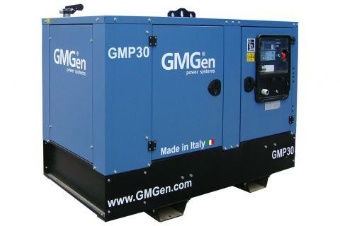 Дизельный генератор GMGen GMP30 в кожухе