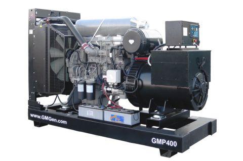 Дизельный генератор GMGen GMP400