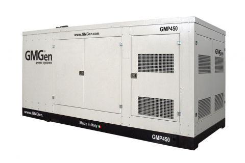 Дизельный генератор GMGen GMP450 в кожухе с АВР
