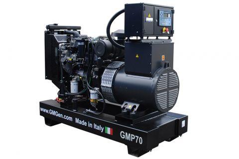 Дизельный генератор GMGen GMP70