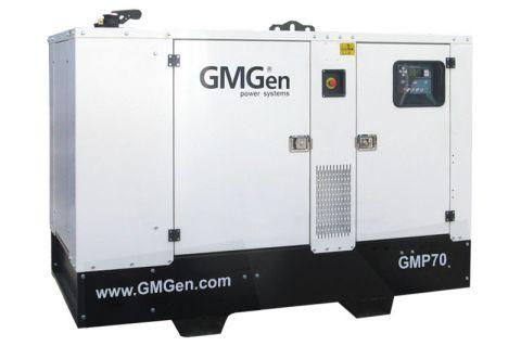 Дизельный генератор GMGen GMP70 в кожухе