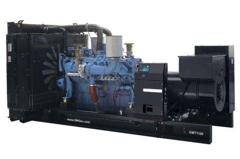 Дизельный генератор GMGen GMT1100 с АВР