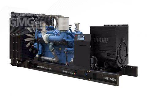 Дизельный генератор GMGen GMT1400 с АВР