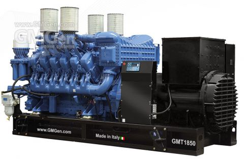 Дизельный генератор GMGen GMT1850 с АВР
