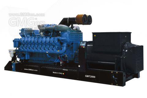 Дизельный генератор GMGen GMT2000
