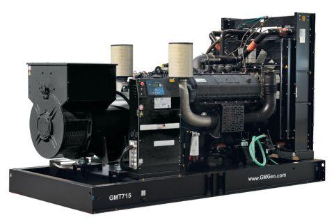 Дизельный генератор GMGen GMT715 с АВР
