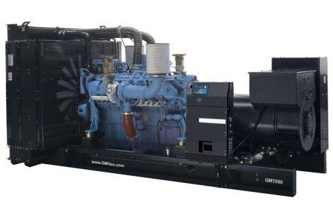 Дизельный генератор GMGen GMT880 с АВР
